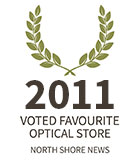 Lynn Valley Optometry LVO_FavouriteAward_2011